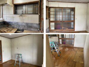 S様邸内部改修工事